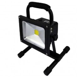 QUALEDY LED Bouwlamp 20W 1700Lm Oplaadbaar